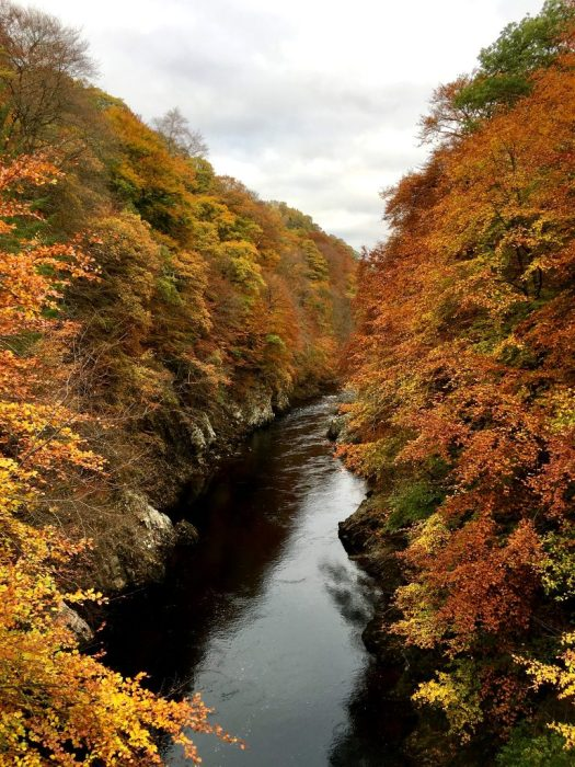 Linn of Tummel walk