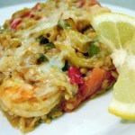 Throwback Thursday: Cajun Crab & Shrimp Casserole