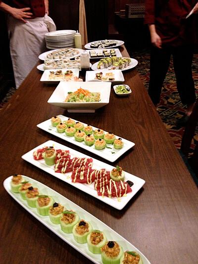 Sushi-Night-School