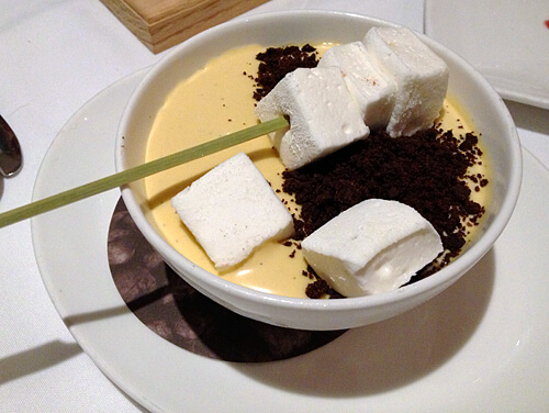 S'mores-Pudding