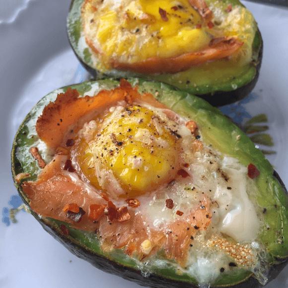 smoked-salmon-baked-egg-avocado