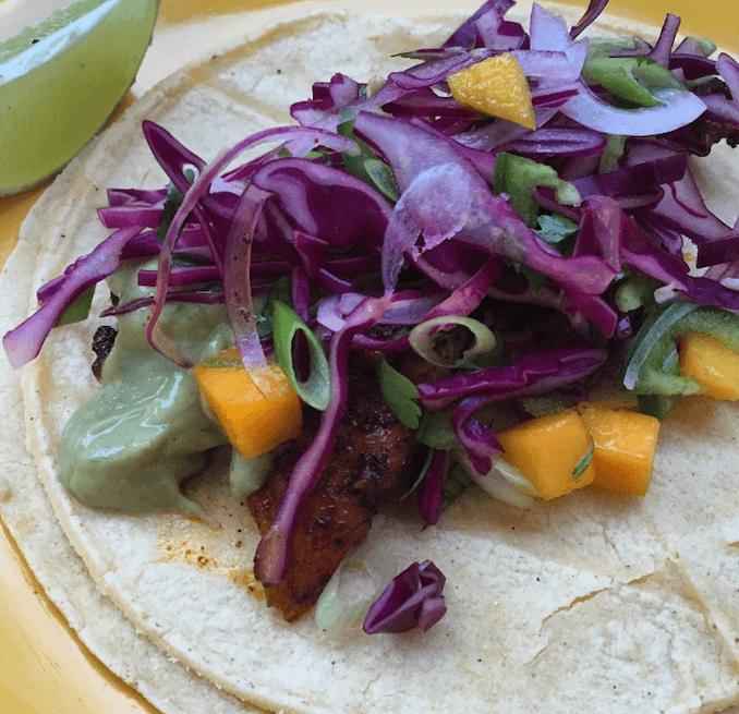 haibut-fish-taco-lime-tomatillo-sauce-slaw