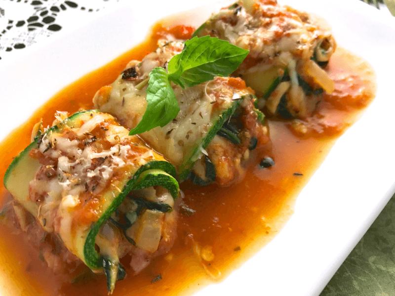 Italian-zucchini-mozzarella-marinara