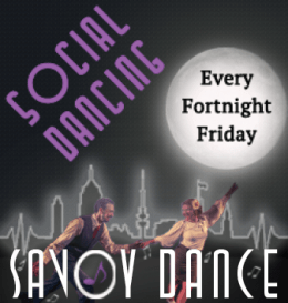 Social Dancing Fridays with Savoy Dance