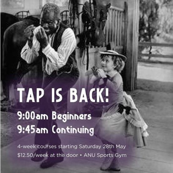 Tap is back!