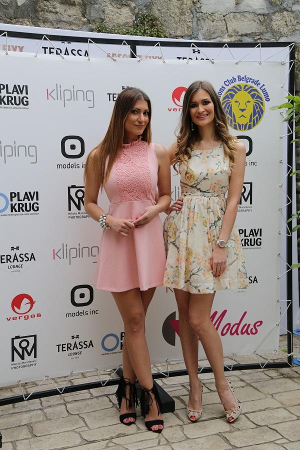 Anjela Djuraskovic i Jelena Pejovic, voditeljke TV PINK (1)