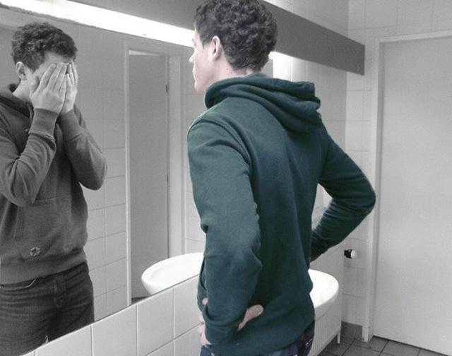 Šta vi vidite kada se pogledate u ogledalo (foto: squarespace.com)