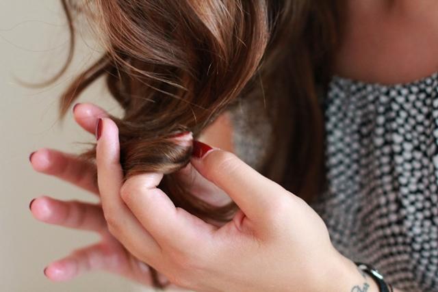 Ako vam je kosa uništena ne morate odmah posezati za makazama (foto: Pinterest)
