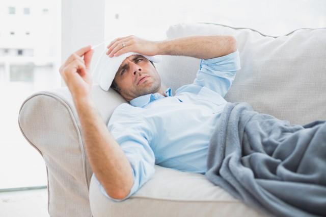 'Muški grip' je konačno i naučno potvrđena bolest (foto: Shutterstock)