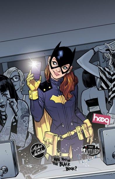 batgirl cover