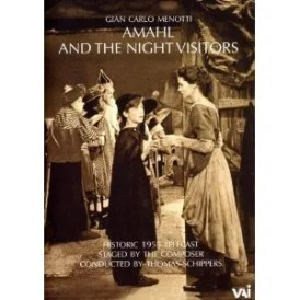 Amal and the Night Visitors