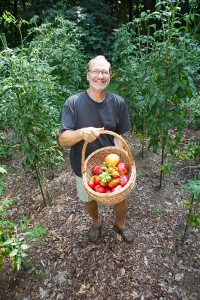 Five questions with tomato expert Craig LeHoullier