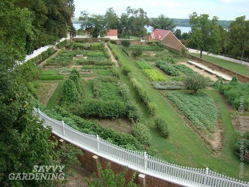 Gardens of Mount Vernon