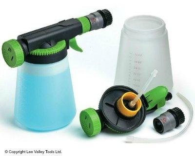 Lee Valley hose end sprayer