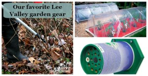 Gardeners know that high-quality tools make all the difference. We share some of our top tools!