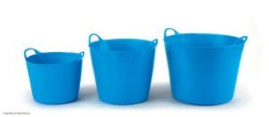 Tub trugs could double as a gift bag!