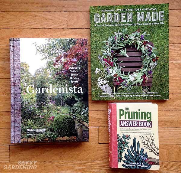 gardening books pruning