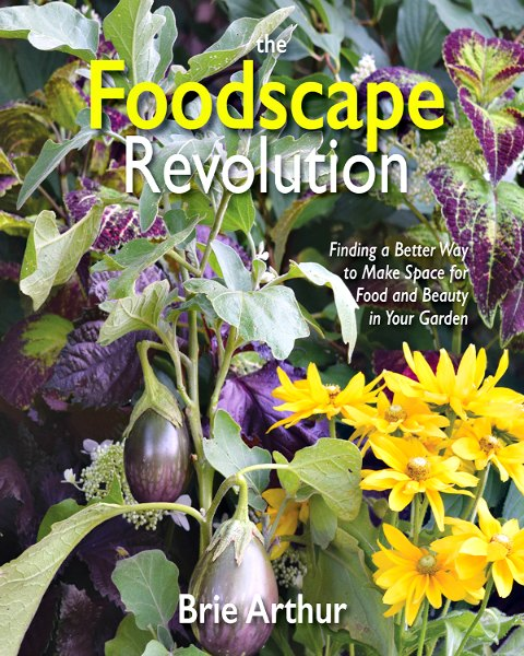 Foodscape Revolution is a great guide for re-thinking the vegetable garden.