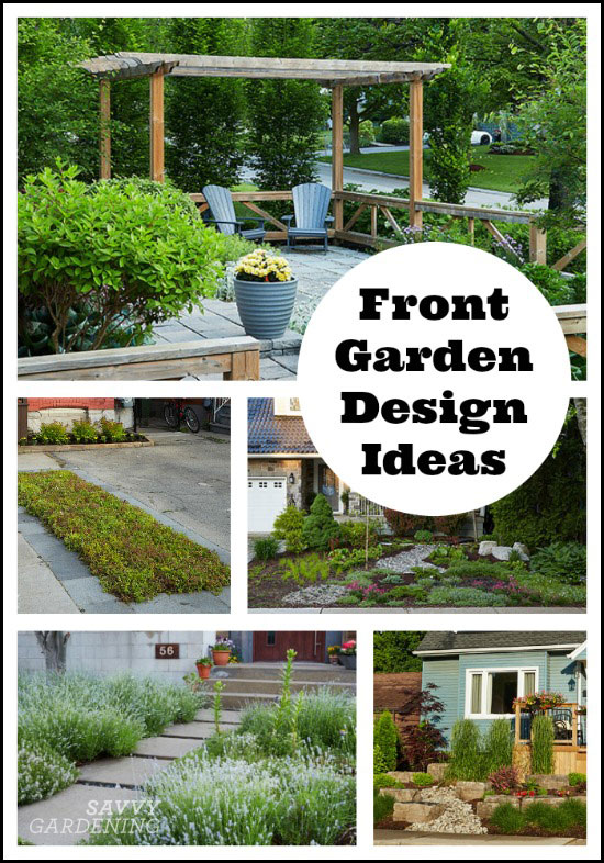 Front Garden Design Ideas Inspiration For Front Yards Of Any Size