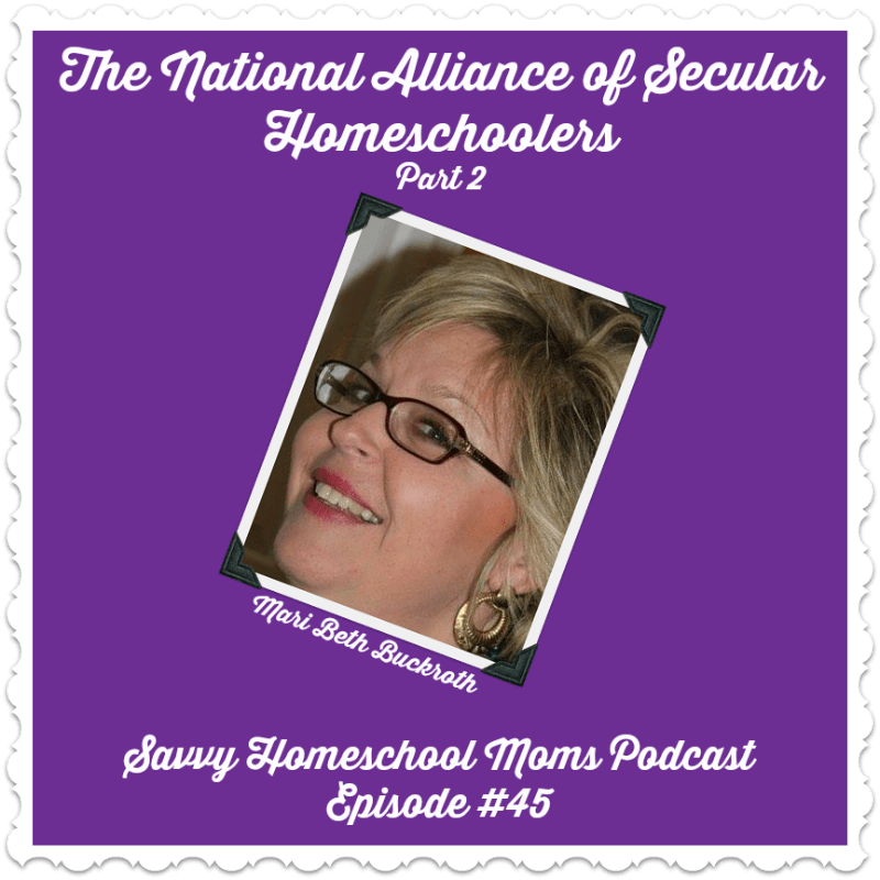 The National Alliance Of Secular Homeschoolers Interview