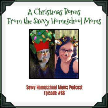 A Christmas Bonus from the Savvy Homeschool Moms