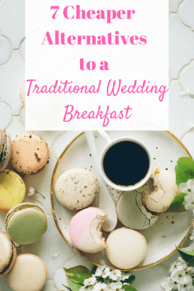 The Wedding Breakfast is one of the biggest parts of any Wedding day - But also one of the most costly. Here are some alternative ideas that might save you some money too.