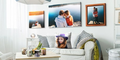 If you're looking for the perfect gift or a way to spruce up your home for spring then check out My-Picture.co.uk for a huge range of photo gifts and home accessories