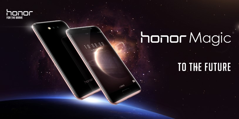 Meet Honor Magic, the new AI-powered Smartphone Launched by Huawei