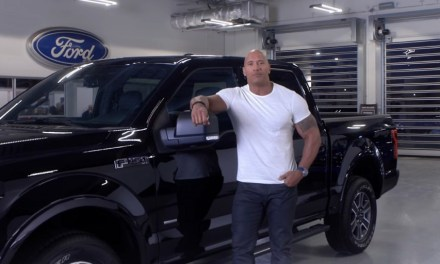 "Did ""The Rock"" Dwayne Johnson Accidently Reveal the New Look of Ford Mustang Bullitt?"