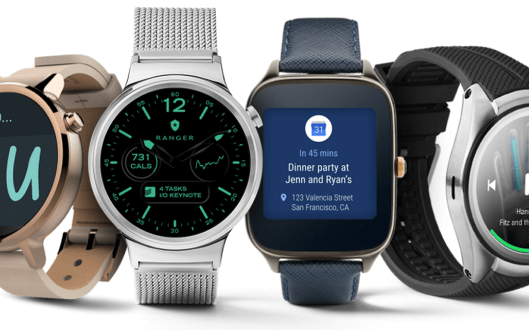 Google Brings Android Wear 2.0 with Newer UI, Design & Features