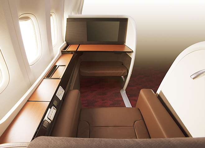 Japan Airlines 777 SkySuite with AAdvantage Miles