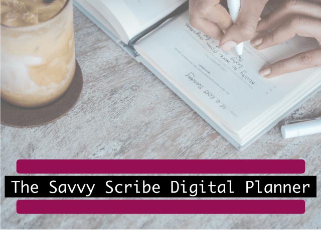 savvy digital planner