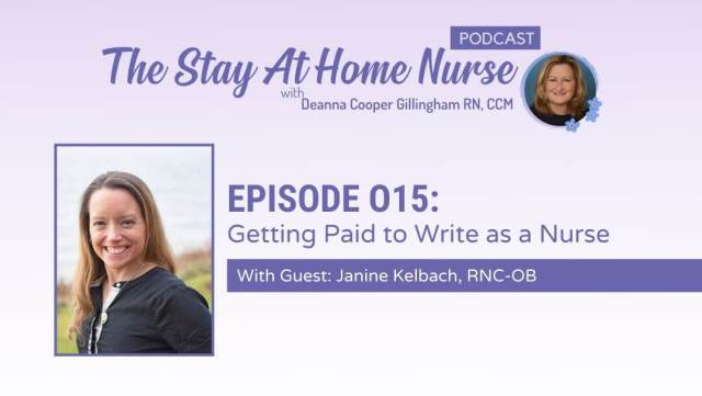 the stay at home nurse
