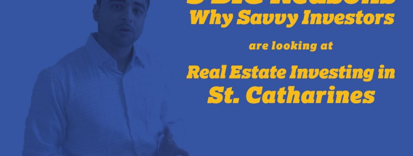 real estate investing st catharines