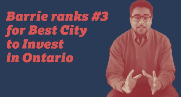 real estate investment barrie