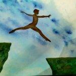 A Scary Leap of Faith