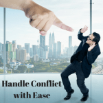 """Conflict!"" – What's your reaction?"