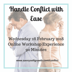Handle Conflict with Ease