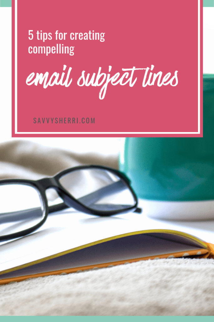 5 tips for crafting compelling email subject lines