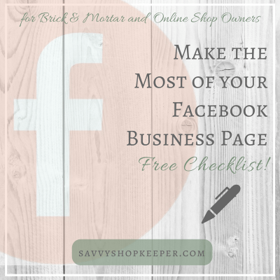 Make the Most of your Facebook Business Page