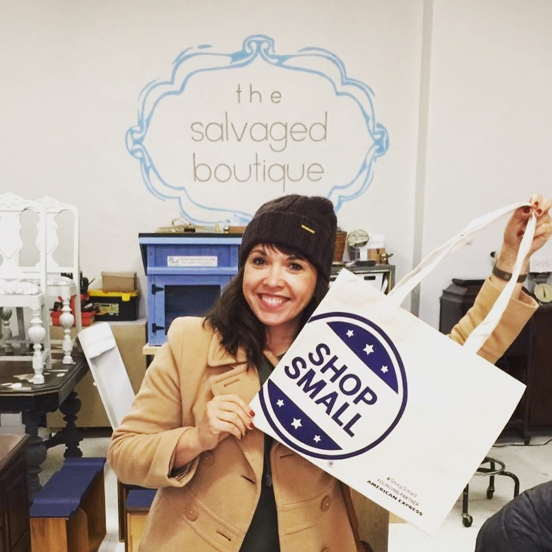 Get free American Express Small Business Saturday Marketing Materials
