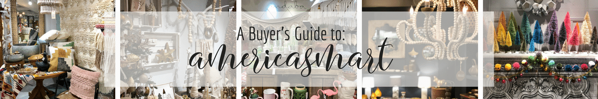 A Buyer's Guide to AmericasMart