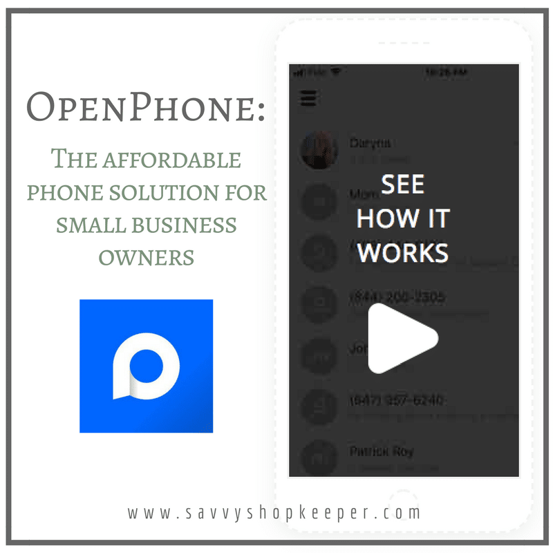 OpenPhone App: The Phone Alternative For Small Businesses