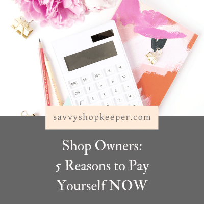 pay yourself shop owners