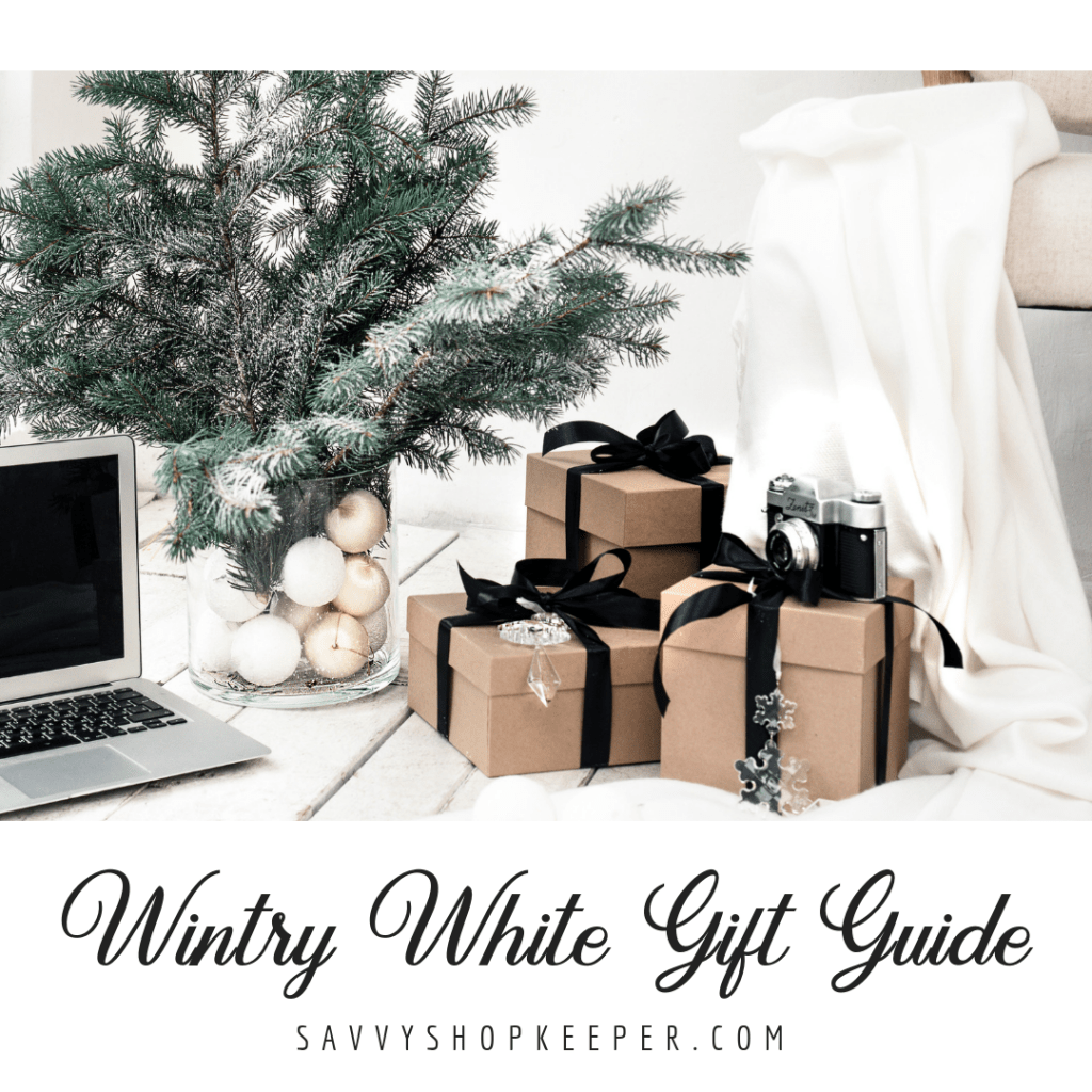 Wintry White Gift Guide