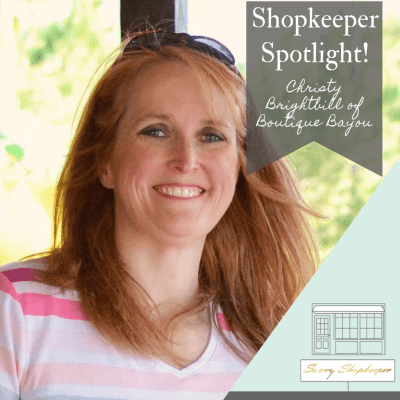 Christy Brightbill of Boutique Bayou