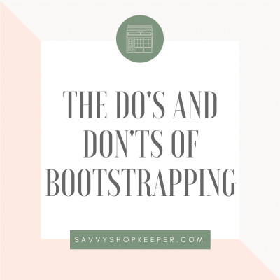 Bootstrapping Shopkeeper