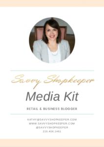 Savvy Shopkeeper Media Kit