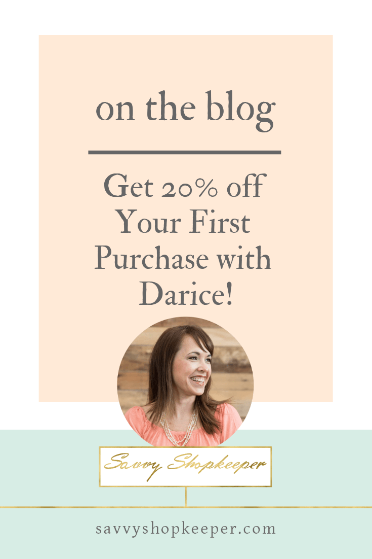 Get 20% off Your First Purchase with Darice!