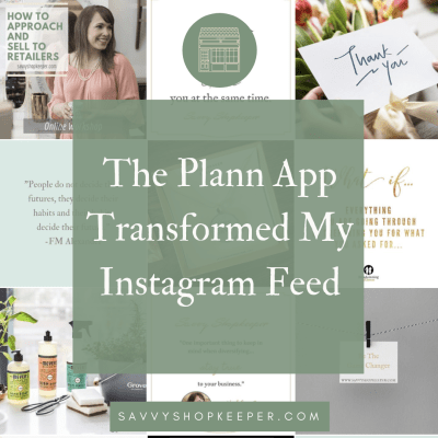 The Plann App Transformed My Instagram Feed
